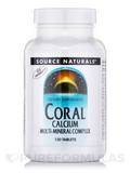 Coral Calcium Multi-Mineral - 120 Tablets