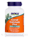 Coral Calcium Plus - 100 Vegetarian Capsules