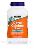 Coral Calcium Plus - 250 Vegetable Capsules