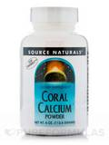 Coral Calcium Powder - 4 oz (113.4 Grams)