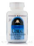Coral Calcium with Magnesium 45 Tablets