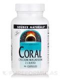 Coral Calcium with Magnesium - 90 Capsules