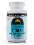 Coral Calcium with Magnesium 90 Tablets