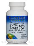 Cordyceps Power CS-4 800 mg 120 Tablets