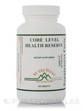 Core Level Health Reserve - 120 Tablets