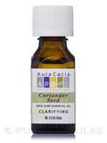 Coriander Seed Essential Oil (Coriandrum sativum) 0.5 fl. oz (15 ml)