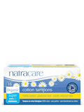Cotton Tampons - Super - 16 Tampons