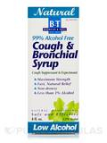 Cough & Bronchial Syrup 99% Alcohol-Free 4 oz
