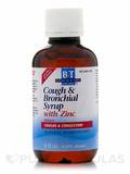 Cough Bronchial Syrup with Zinc 4 oz