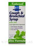 Cough & Bronchial Syrup with Zinc - 8 fl. oz