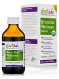 Bronchial Wellness for Kids (Alcohol-Free), Honey & Lemon Flavor - 3 fl. oz (89 ml)