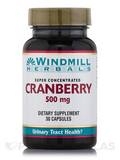 Cranberry 500 mg - 30 Capsules