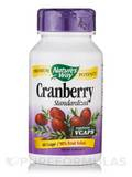 Cranberry 60 Vegetable Capsules
