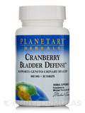 Cranberry Bladder Defense 880 mg 30 Tablets