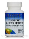 Cranberry Bladder Defense 880 mg - 60 Tablets