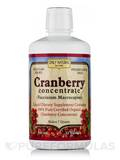 Cranberry Concentrate (Organic) - 32 fl. oz (946 ml)