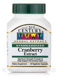 Cranberry Extract - 60 Vegetarian Capsules