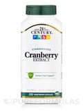 Cranberry Extract 200 Vegetarian Capsules