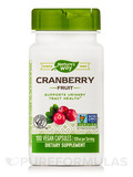 Cranberry Fruit - 100 Vegan Capsules