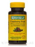 Cranberry Fruit Plus Vitamin C and E - 100 Softgels