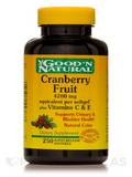Cranberry Fruit Plus Vitamin C and E 250 Softgels