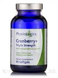 Cranberry + Triple Strength 90 Softgels
