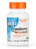 Cranberry with Cranberex™ 240 mg - 60 Veggie Capsules
