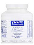 Cranberry / d-Mannose 180 Capsules