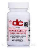 Crantrate 3X 60 Softgels