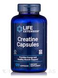 Creatine Capsules - 120 Vegetarian Capsules