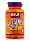 Creatine Monohydrate 1500 mg 100 Tablets