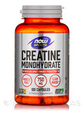 NOW® Sports - Creatine Monohydrate 750 mg - 120 Capsules