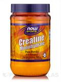 NOW® Sports - Creatine Monohydrate Pure Powder - 21.2 oz (600 Grams)