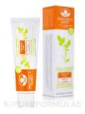 Crème de Anise Toothpaste (Fluoride Free) - 6 oz (170 Grams / 119 ml)