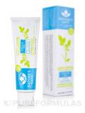 Crème de Mint Toothpaste (Fluoride Free) - 6 oz (170 Grams / 119 ml)