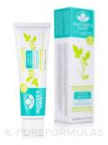 Crème de Peppermint Toothpaste (Fluoride Free) - 6 oz (170 Grams / 119 ml)
