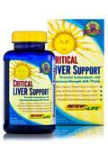 Critical Liver Support 90 Vegetable Capsules