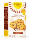Crunchy Chocolate Chip Cookies - 5.5 oz (156 Grams)