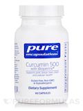 Curcumin 500 with Bioperine 60 Capsules