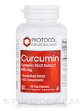 Curcumin 665 mg - 60 Veg Capsules
