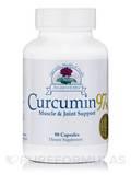 Curcumin 97% 90 Vegetarian Capsules