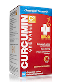 Curcumin C3 Reduct, Cinnamon Flavor - 60 Chewable Tablets