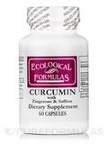 Curcumin with Zingerine and Saffron - 60 Capsules