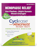 Cyclease Menopause, Unflavored - 60 Meltaway Tablets