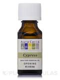 Cypress Essential Oil (Cupressus sempervirens) - 0.5 fl. oz (15 ml)
