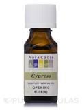 Cypress Essential Oil (Cupressus sempervirens) - 0.5 fl. oz (15 ml)