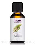 NOW® Essential Oils - Cypress Oil - 1 fl. oz (30 ml)