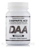 D-Aspartic Acid 90 Capsules