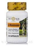 D-Mannose - 50 Capsules