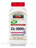 D-1000 - 500 Tablets